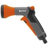 Gardena Classic pistoolbroes kunststof grijs met oranje