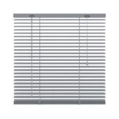 GAMMA horizontale jaloezie aluminium 25 mm 221 zilver 160x250 cm