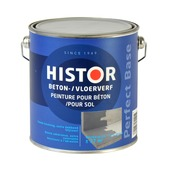 Histor Perfect Base betonverf donkergrijs 2,5 liter