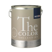 Histor The Color Collection muurverf clay brown 5 liter