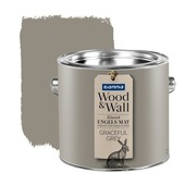 GAMMA Wood&Wall krijtverf Graceful Grey 2,5 liter