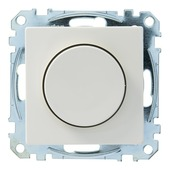 Merten System-M inbouw dimmer LED wit
