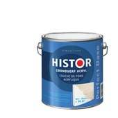 Histor Perfect Base grondverf wit 2,5 liter