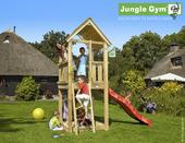 Jungle Gym Club inclusief korte glijbaan met wateraansluiting