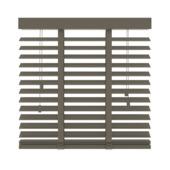 GAMMA horizontale jaloezie hout 50 mm 946 taupe 100x220 cm