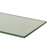 Duraline glaspaneel 4xS rechthoek helder 6 mm 60x15 cm