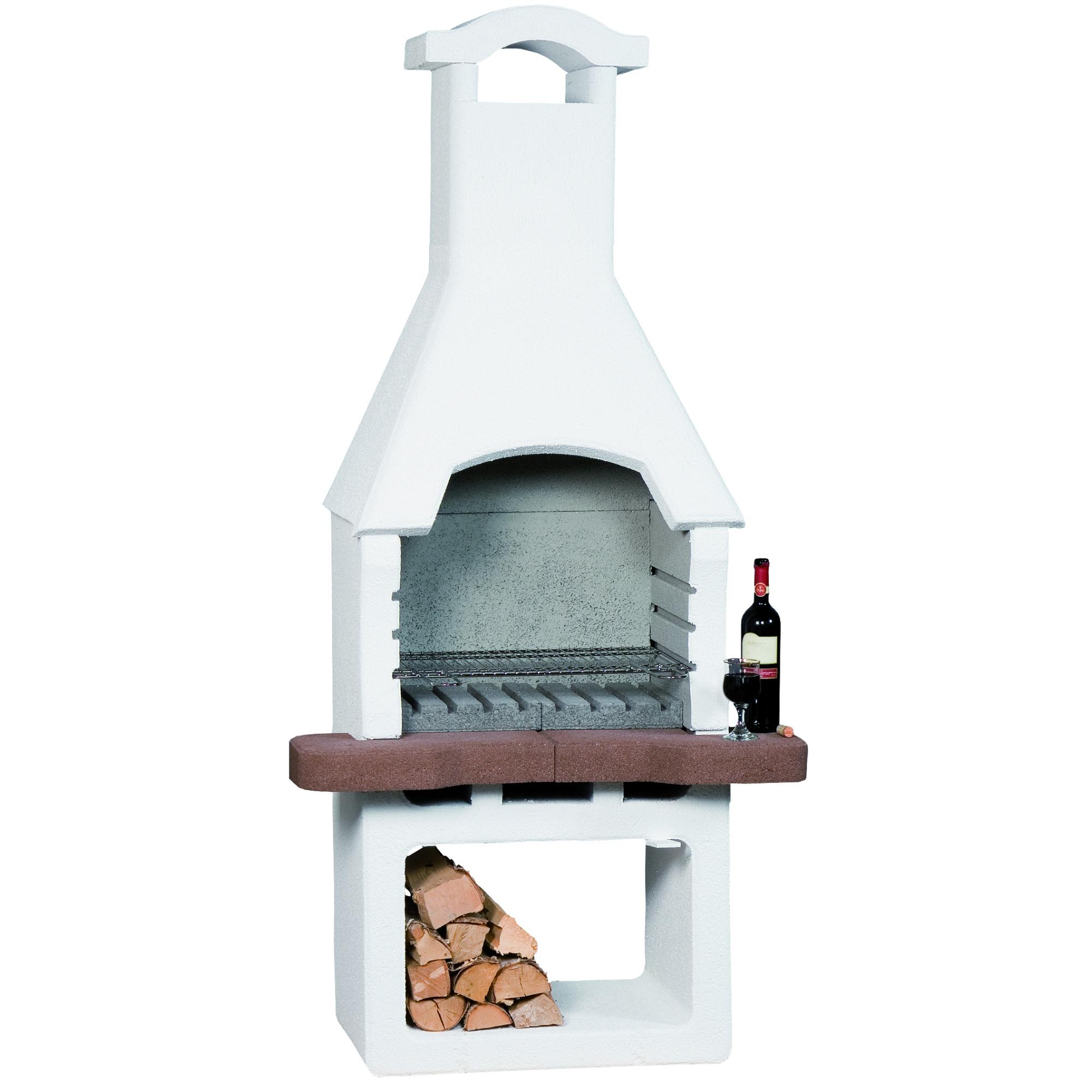 barbecue beton novus barbecues barbecue tuin gamma. Black Bedroom Furniture Sets. Home Design Ideas