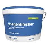 Gyproc voegenfinisher wit t.b.v. gipsplaatvuller 3 liter