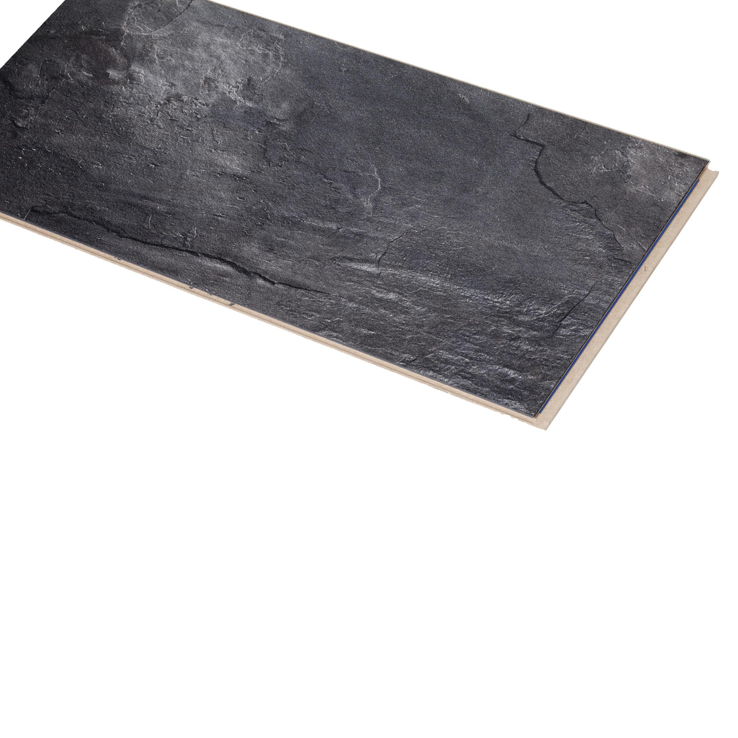 GAMMA Bastion laminaat met V groef antraciet 2,05 m u00b2 8mm   Laminaat   Vloeren   GAMMA