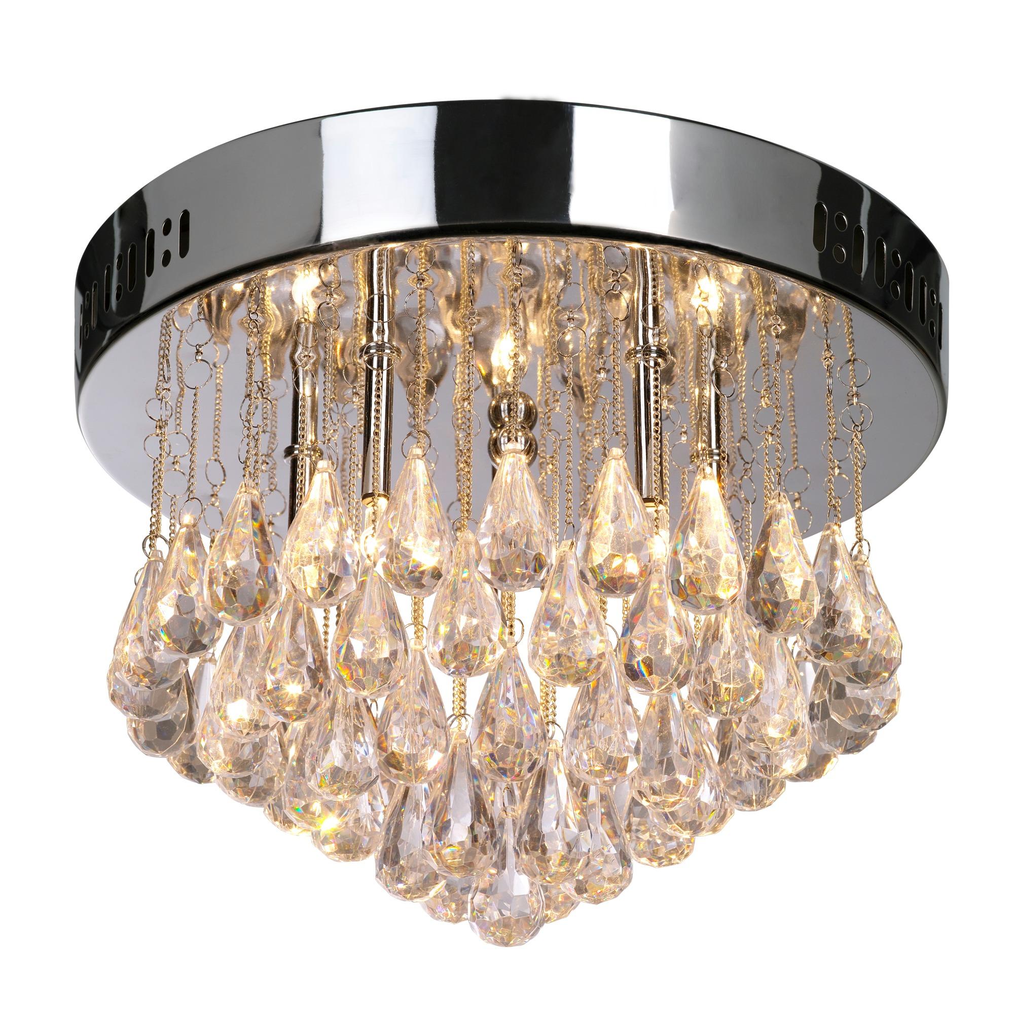 Plafondlamp Felice Transparant Plafond Amp Amp Wandlampen