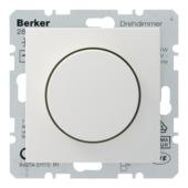 Berker B.1-b.3-b.7 dimmer gloei-/halogeenlamp wit