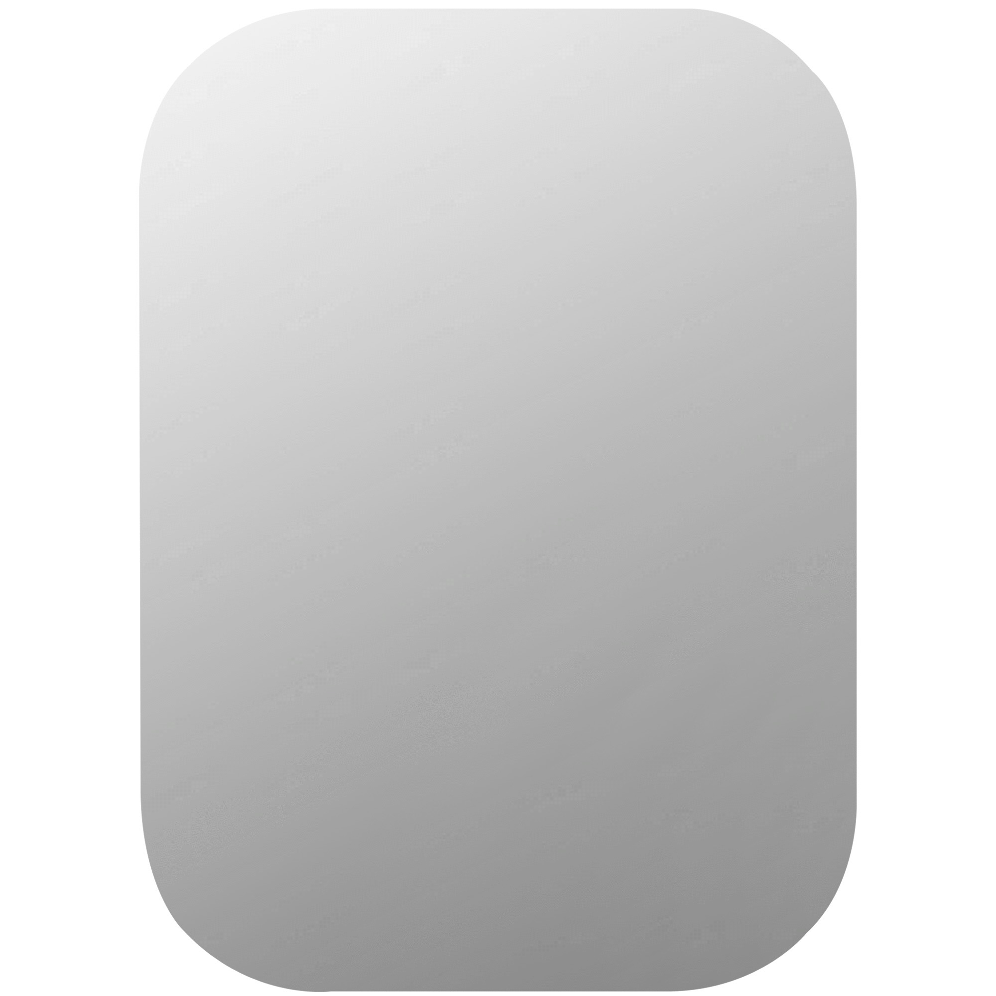 Plieger Basic spiegel zilver 55×40 cm   Spiegels   Badkamer   Sanitair   GAMMA