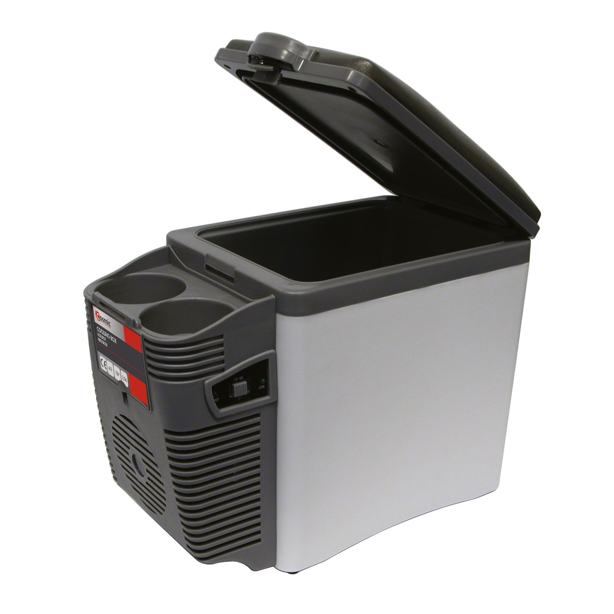 koelbox heet en koud 12 v 6 liter interieuraccessoires autoaccessoires auto fiets gamma. Black Bedroom Furniture Sets. Home Design Ideas